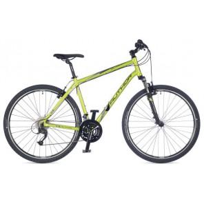 """CLASSIC 22"""" zielono/czarny, rower AUTHOR'18"""