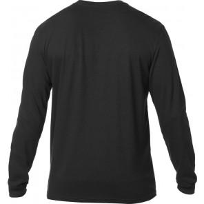 Koszulka Fox Z Długim Rękawem Shield Tech Black