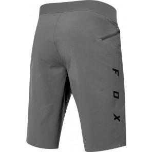 FOX Spodenki Rowerowe  Flexair No Liner Pewter