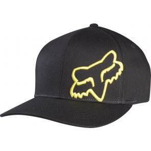Czapka Z Daszkiem Fox Flex 45 Black/yellow L/xl