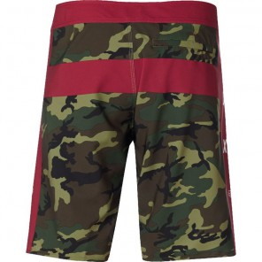 Boardshort Fox Camouflage Moth Green Camo 33