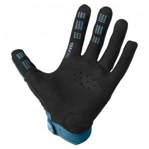 Rękawiczki FOX Defend D3O niebieski