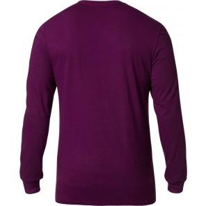 Koszulka Fox Z Długim Rękawem Drifter Dark Purple