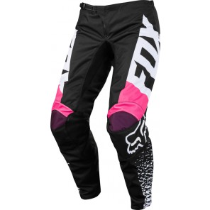 Spodnie Fox Lady 180 Black/pink 14