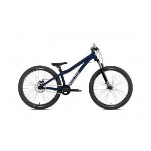 """NS Bikes Rower Zircus 24"""" Granatowy"""