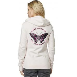 Bluza Fox Lady Z Kapturem Flutter Light Pink
