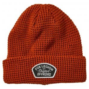 Czapka zimowa FOX Speed Division OS burnt orange