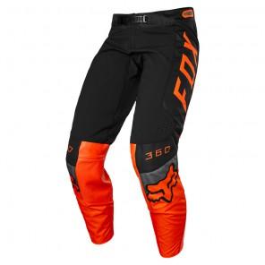 Spodnie FOX 360 Dier orange