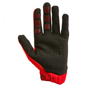 Rękawiczki FOX Flexair czerwony