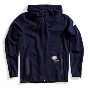 Bluza męska 100% VICEROY Hooded Zip Tech Fleece Navy roz. L (NEW)