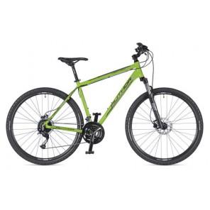 """VERTIGO 29 22"""" zielono/czarny, rower AUTHOR'19"""