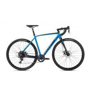 Rower gravel FURIOUS niebiesko-czarny S