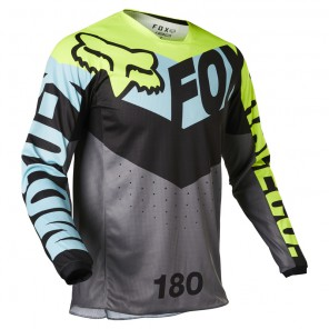 Jersey FOX 180 Trice teal