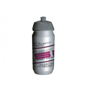 Bidon AUTHOR AB-TCX-SHIVA srebrno-różówy pojemność 500ml