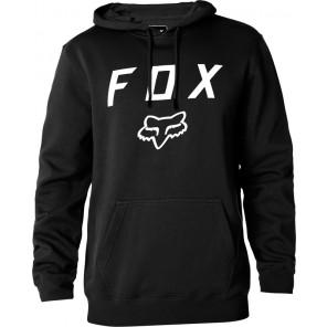 Bluza Fox Z Kapturem Legacy Moth Black Xxl