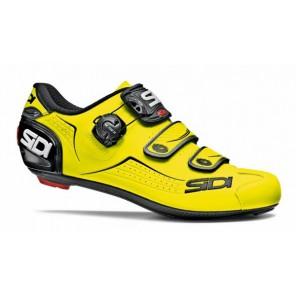 SIDI Buty szosa ALBA żółto(fluo)-czarne 48