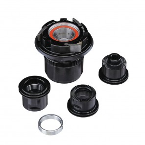 SPANK OOZY / SPIKE Rear Hub Alloy XD Std F