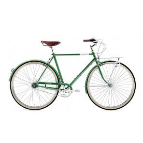 Creme Cycles Rower CAFERACER MAN DOPPIO DARK GREEN 7s L 60.5