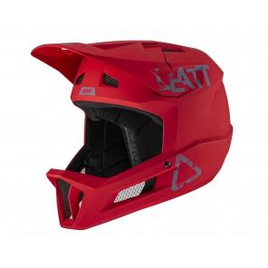 Kask LEATT MTB 1.0 DH V21.1 M czerwony