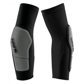 Ochraniacze na łokcie 100% RIDECAMP Elbow Guard black grey