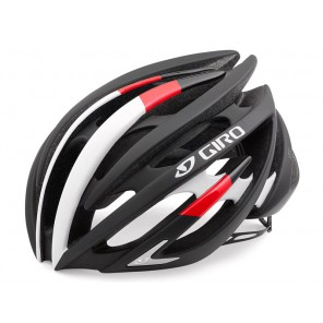 Kask szosowy GIRO AEON matte bright red black roz. M (55-59 cm) (NEW)