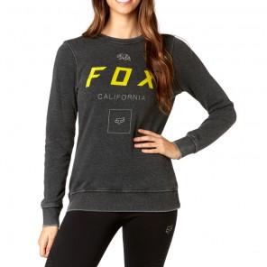 Bluza Fox Lady Growled Black Xs