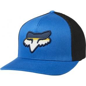 Czapka Z Daszkiem Fox Head Strike Flexfit Royalal Blue S/m