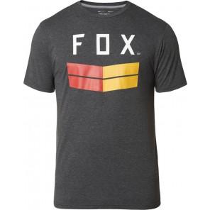 T-shirt Fox Frontier Tech Heather Black