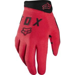 Rękawice Fox Lady Ranger Gel Bright Red