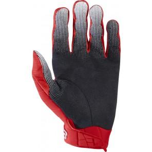 Fox 2017 360 Grav rękawiczki -czarno-czerwony-L