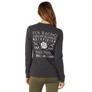Bluza Fox Lady Good Timer Black Vintage Xs