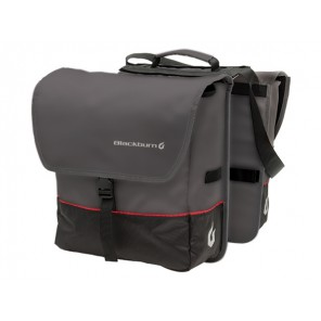 Torba na bagażnik BLACKBURN LOCAL 36l czarno-grafitowa (NEW)