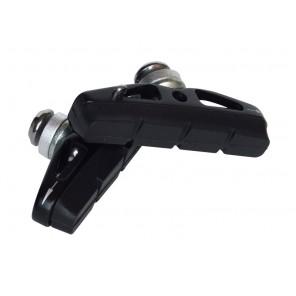 Klocki hamulcowe CLARK'S CNC-500C SZOSA (Shimano, Campagnolo, Warunki Suche, Lekka obudowa CNC) 55mm czarne