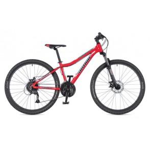 """A-MATRIX 26 DISC 13,5"""" czerwono/czarny, rower AUTHOR'19"""