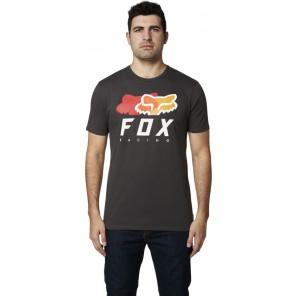 T-shirt Fox Chromatic Premium Black Vintage