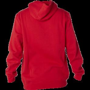 Bluza Fox Z Kapturem Legacy Foxhead Dark Red S