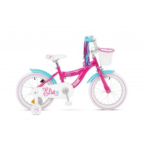 """Rower dziecięcy ACCENT Elsa 16"""" różowy"""