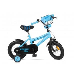 """Rower dziecięcy ACCENT Shark 12"""" niebieski"""