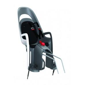 Hamax Fotelik row. CARESS szaro-biały, czarna wyśćcółka