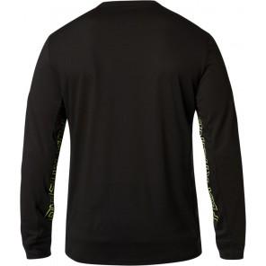 Koszulka Fox Z Długim Rękawem Starter Tech Black