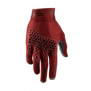 Leatt Wyprzedaż Rękawice Dbx 4.0 Lite Glove Ruby Kolor Bordowy