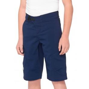Szorty juniorskie 100% RIDECAMP Shorts navy
