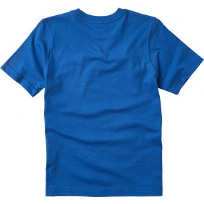 T-shirt Fox Junior Qualifier Royal Blue