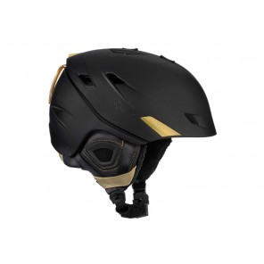 Kask zimowy LAZER TEMPTED black gold matte S (52-56cm)