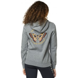 Bluza Fox Lady Z Kapturem Flutter Heather Graphite
