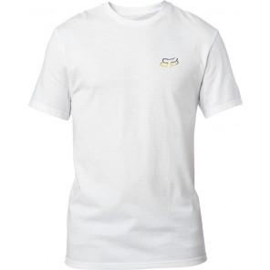 T-shirt Fox Honr Optical White