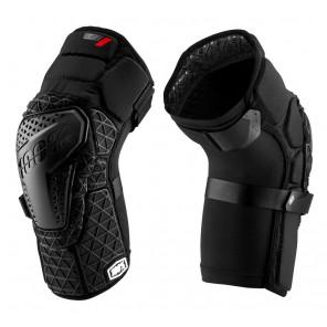 Ochraniacze na kolana 100% Surpass S czarny