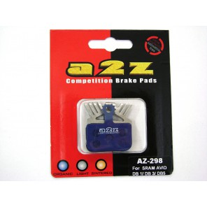 Klocki hamulcowe a2z Blue AZ-298 Avid DB1/DB3/DB5 hydraulic