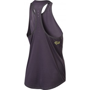 Koszulka Rowerowa Fox Lady Bez Rękawów Flexair Dark Purple
