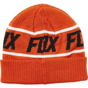 Czapka Zimowa Fox Lady Wild And Free Beanie Atomic Orange Os